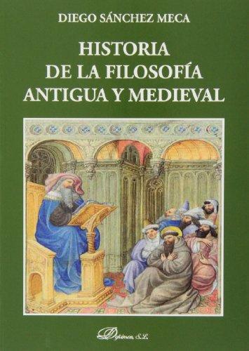 9788490315934: Historia de la Filosofía antigua y medieval