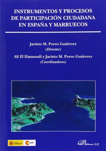 9788490317464: Instrumentos y procesos de participación ciudadana en España y Marruecos