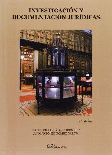 9788490317624: Investigación y documentación jurídica (2ª ed.)