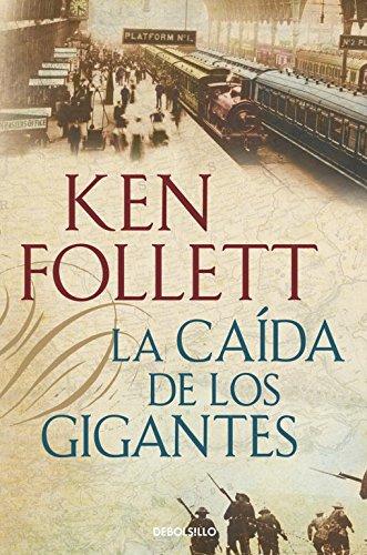 9788490320549: La Caída De Los Gigantes