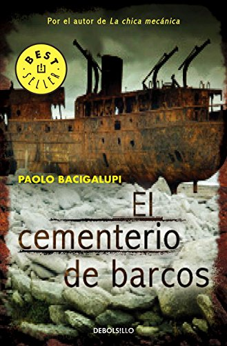 9788490322772: El cementerio de barcos / The ship graveyard (Spanish Edition)