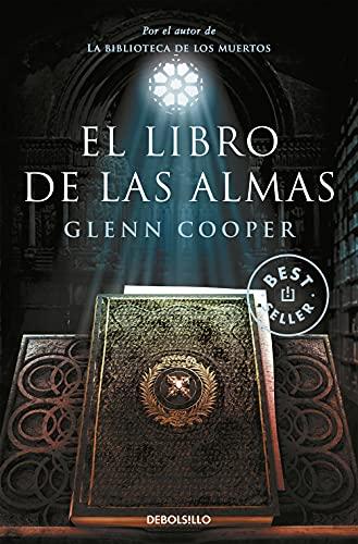 9788490323632: El libro de las almas (La biblioteca de los muertos 2) (BEST SELLER)