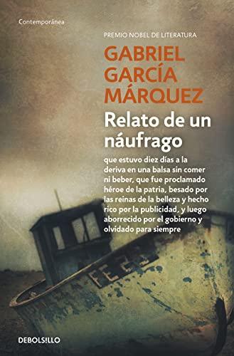 9788490323762: Relato De Un Naufrago (Spanish Edition)