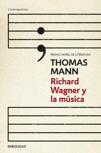 9788490324240: Richard Wagner y la música (Contemporánea)