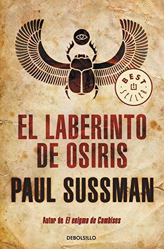 9788490326350: El laberinto de Osiris (BEST SELLER)