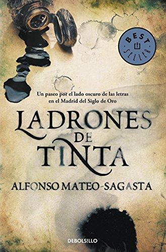 9788490328040: Ladrones de tinta (Spanish Edition)