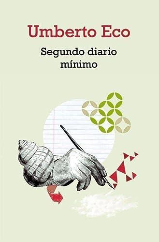 9788490328125: Segundo diario mínimo / Misreadings (Spanish Edition)