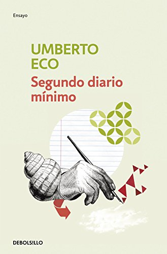 9788490328125: Segundo diario mínimo / Misreadings (Spanish Edition)