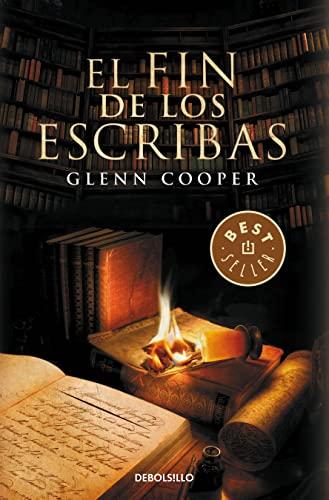 9788490328194: El fin de los escribas (La biblioteca de los muertos 3) (BEST SELLER)