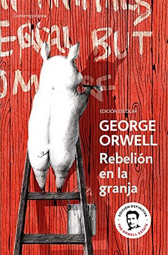 Imagen de archivo de Rebelión en la granja (edición escolar) a la venta por HISPANO ALEMANA Libros, lengua y cultura