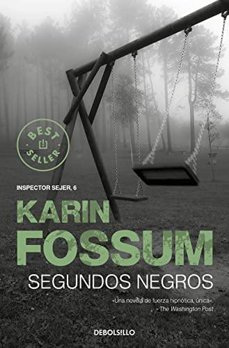 SEGUNDOS NEGROS (INSPECTOR SEJER 6): KARIN FOSSUM LORENZO