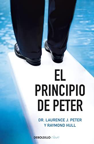 9788490328736: El principio de Peter (CLAVE)