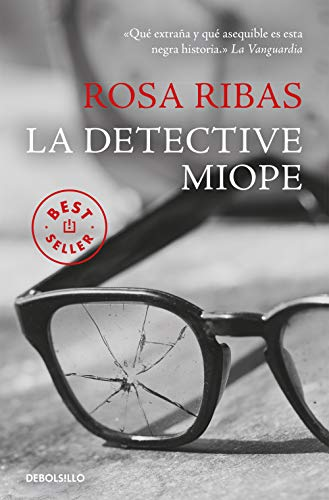 9788490329740: La detective miope (BEST SELLER)