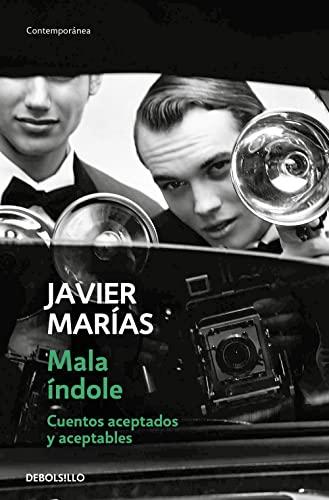 9788490329931: Mala índole / Bad character (Spanish Edition)