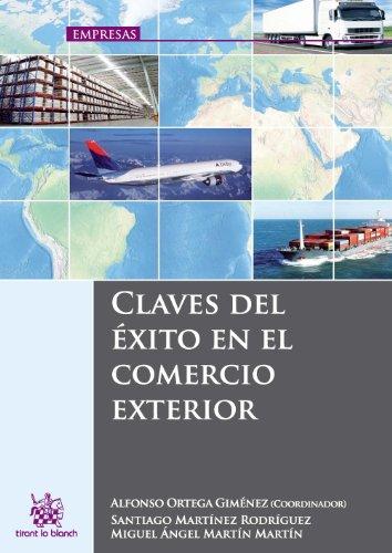 9788490334720: Claves del éxito en el comercio exterior