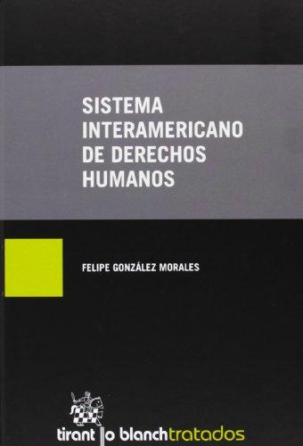 9788490336175: Sistema interamericano de derechos humanos