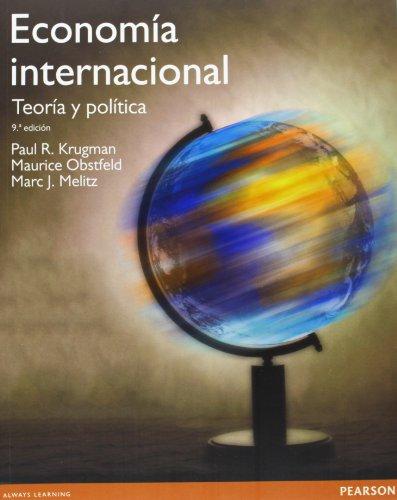 9788490354025: Economía internacional (libro + MyLab)