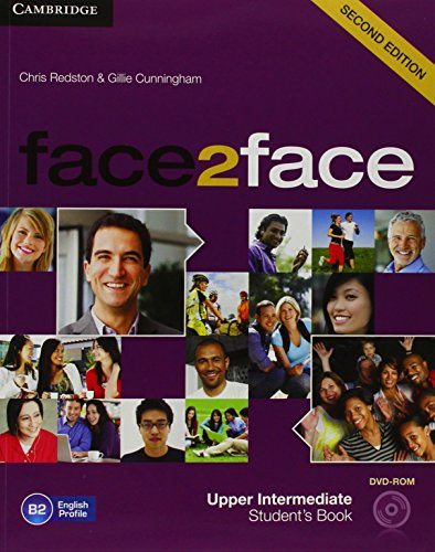 9788490363942: face2face for Spanish Speakers Second Edition Upper Intermediate Student's Pack (Student's Book with DVD-ROM, Spanish Speakers Handbook with CD, Workbook with Key)