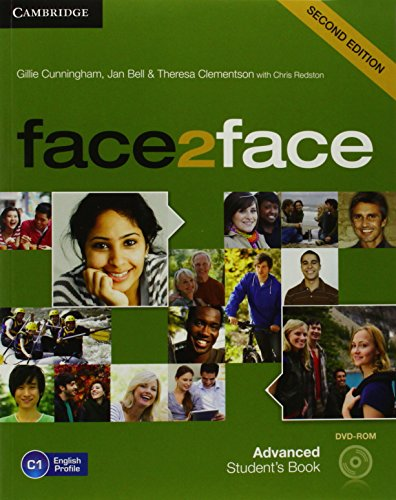 9788490363959: face2face for Spanish Speakers Second Edition Advanced Student's Pack (Student's Book with DVD-ROM, Spanish Speakers Handbook with CD, Workbook with Key)