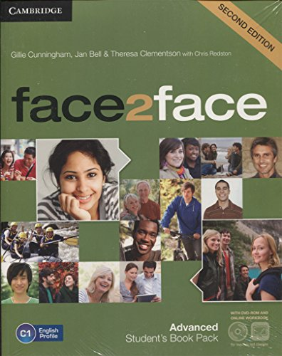 face2face for Spanish Speakers Advanced Student's Pack (Student's Book with DVD-ROM, ...