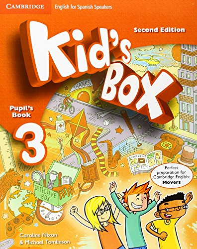9788490364284: Kid's Box for Spanish Speakers Level 3 Pupil's Book Second Edition - 9788490364284