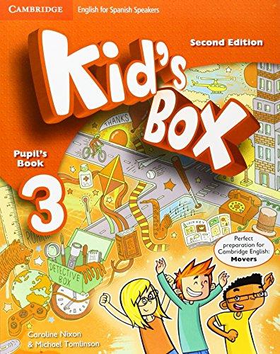 9788490364284: (14).KID'S BOX 3º.PRIM.(PUPIL'S BOOK).SPANISH (2ND.EDITION)