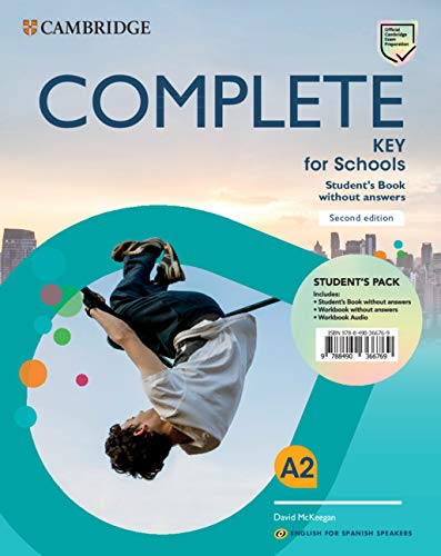 9788490366431: Complete Key for Schools for Spanish Speakers Student's Book without answers 2nd Edition