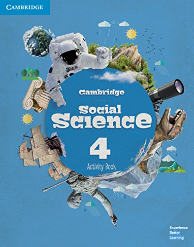 9788490366950: Cambridge Social Science Level 4 Activity Book (Social Science Primary)