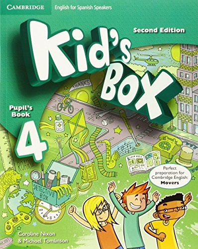 9788490367513: Kid's Box for Spanish Speakers Level 4 Pupil's Book