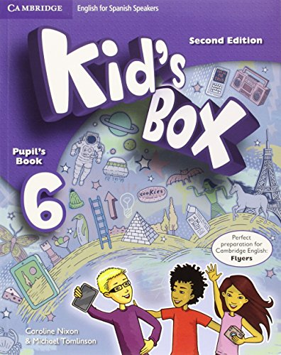 9788490367636: Kid's Box for Spanish Speakers Level 6 Pupil's Book Second Edition - 9788490367636