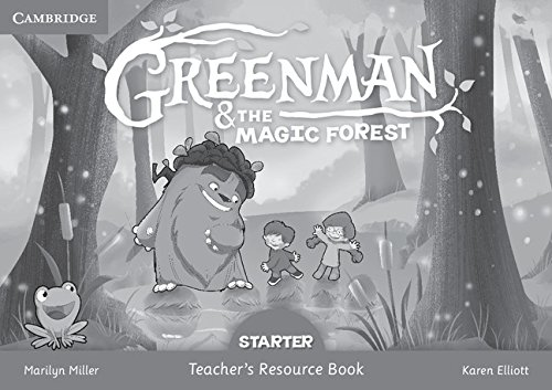 9788490368183: Greenman and the Magic Forest Starter Teacher's Resource Book
