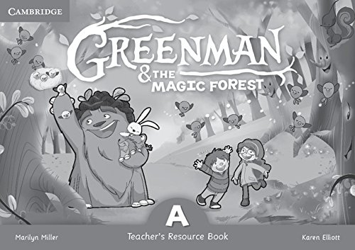 9788490368299: Greenman and the Magic Forest A Teacher's Resource Book