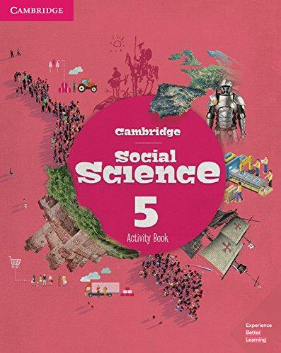 9788490368640: Cambridge Social Science Level 5 Activity Book (Social Science Primary)