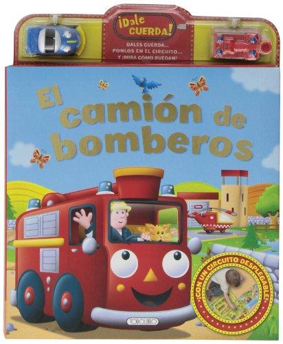 9788490370100: El camión de bomberos