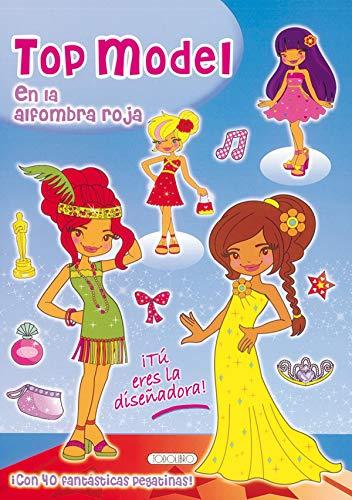 9788490370506: Top Model En La Alfombra Roja