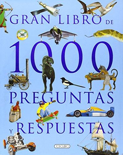 9788490370674: Gran libro de 1000 preguntas y respuestas (El gran libro de.)