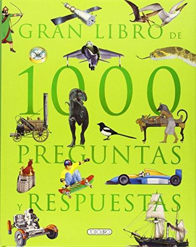 9788490370681: Gran libro de 1000 preguntas y respuestas