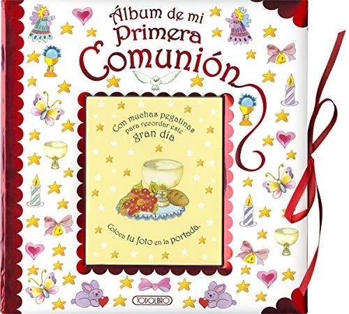 9788490371602: Álbum de Mi Primera Comunión - oro