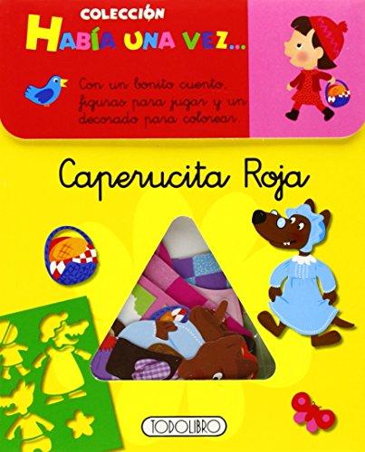 9788490372029: Caperucita Roja