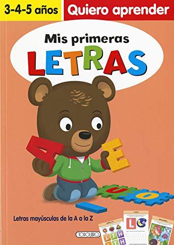 MIS PRIMERAS LETRAS