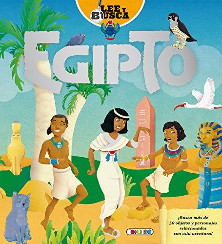 9788490376706: EGIPTO- LEE Y BUSCA