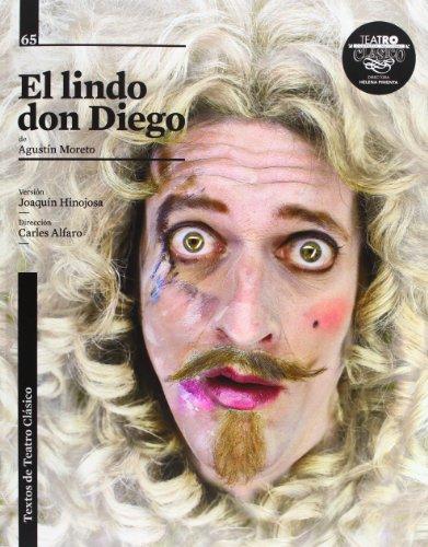 9788490410073: El lindo don Diego (Textos Teatro Clasico)