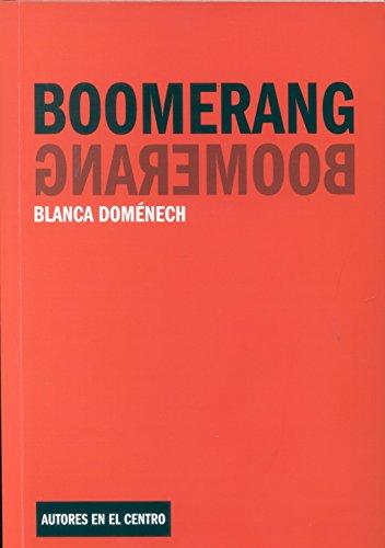 9788490411070: Boomerang