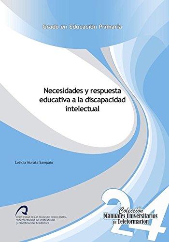 9788490420294: NECESIDADES Y RESPUESTA EDUCATIVA A LA DISCAPACIDAD INTELECTUAL
