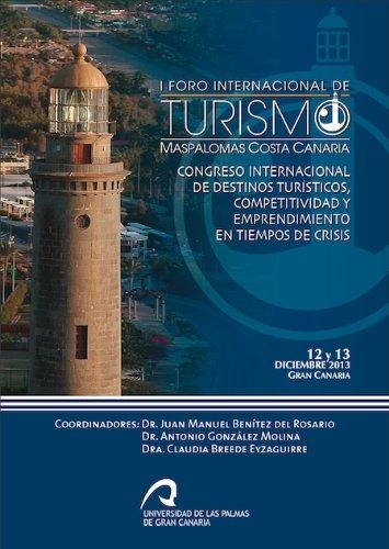 9788490420904: I FORO INTERNACIONAL DE TURISMO MASPALOMAS COSTA CANARIA (FITMCC)