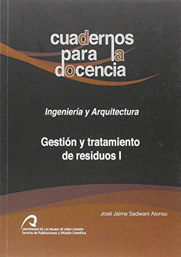 9788490422212: GESTION Y TRATAMIENTO DE RESIDUOS I