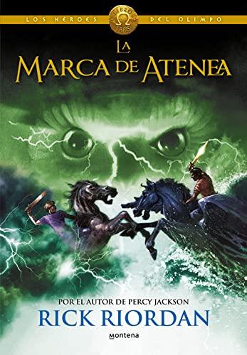 9788490430101: La Marca De Atenea (SERIE INFINITA)