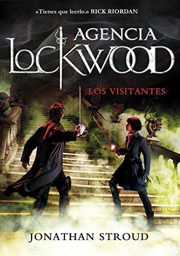 9788490430163: Agencia Lockwood 1. Los Visitantes (Serie Infinita)