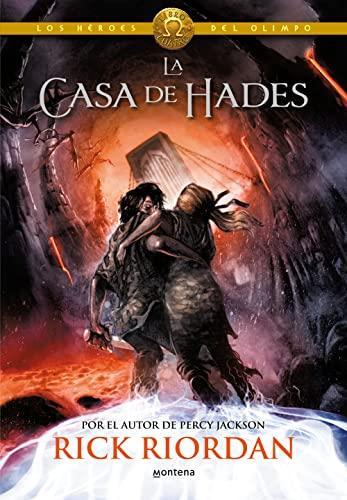 9788490430910: La casa de Hades (Los héroes del Olimpo 4) (Serie Infinita)