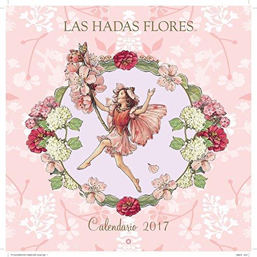 9788490436653: Calendario de las Hadas Flores 2017